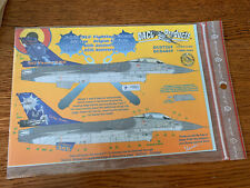 1/48 Daco Products Decals #DCD4869 F-16A Falcon MLU 349 Sqn 60th Anniversary