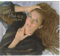 Céline Dion Tout En Amour Cd Album édition limitée / numérotée 4016