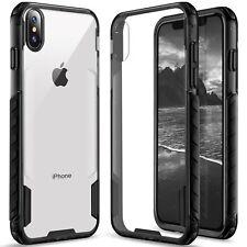 iPhone X case, iPhone 10 Case, DAUPIN Premium Scratch Resistant Shock-Absorption
