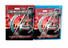 Marvel Cinematic Universe 23 Movie Collection Blu-ray 8-Disc Set Brand New