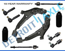 Brand New 10pc Complete Front Suspension Kit for 1993-1996 Nissan Altima