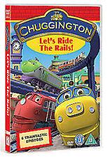 Chuggington - Let's Ride the Rails [DVD], DVD | 5014138603496 | New