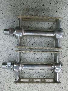 MKS Prime Sylvan Touring Pedals made in Japan 9/16 inch axle diameter