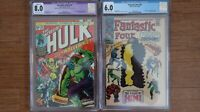 The Incredible Hulk 181 CGC 8 1st Full Appearance of Wolverine 1974