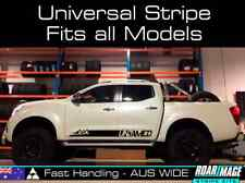 UNIVERSAL 4x4 untamed decal kit stripes stickers decals FITS ALL MODELS 4wd