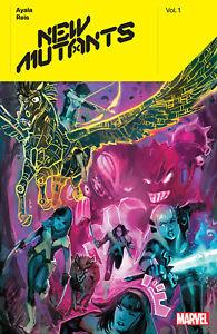 New Mutants By Vita Ayala TPB Volume 1 Softcover Graphic Novel