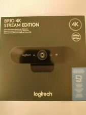 Logitech BRIO Stream 4k HD Webcam - UK version