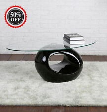 More than 200cm Height Oval Contemporary Coffee Tables
