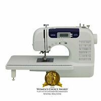 CS6000i Super Easy to Use Computerized Sewing Machine w/ 60 Stitch Mode