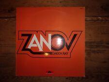 "Rare Vinyle 33T, LP ZANOV ""Green Ray"" - Electro Experimentale 1976 France - VG+"