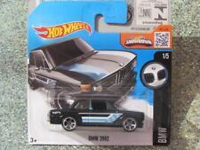 Hot Wheels 2016 #186/250 BMW 2002 black Case J