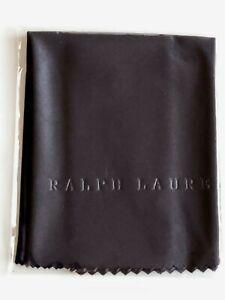 Brand New RALPH LAUREN Designer Microfiber Eyeglass/Sunglass Cleaning Cloth