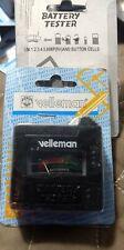 Velleman Pocket Battery Tester