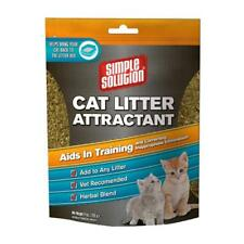 Simple Solution Herbal CAT LITTER ATTRACTANT Herbal Box Tray Toilet Training