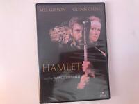 HAMLET EL HONOR DE LA VENGANZA DVD NUEVO MEL GIBSON GLENN CLOSE FRANC ZEFFIRELLI