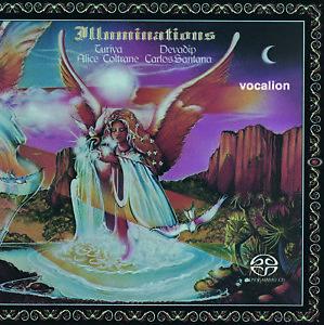 Turiya Alice Coltrane & Devadip Carlos Santana - Illuminations - CDSML8530