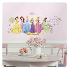 Disney Princess Wall Decals Roommates Wall Decals Disney Princess Wall Stickers