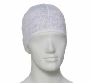 NWT Lightweight Castelli Chill Cap Unisex White Cycling Beanie Hat OSFA