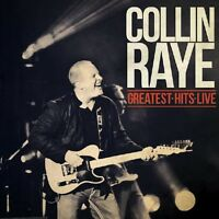 Collin Raye - Greatest Hits Live [New CD]
