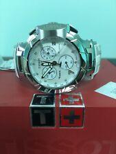 Tissot T-Race Danica Patrick Diamonds Chronograph White Strap Watch