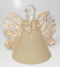 Cheryl Takacs signed art glass Angel figurine modern contemporary Signed