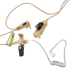 KEVLAR EARPIECE FOR 1 PIN SEPURA RADIO
