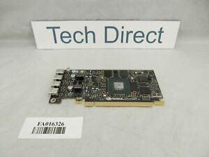 Lenovo Nvidia Quadro P1000 4GB GDDR5 4-port Mini-DP Graphics Card