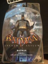 DC Direct (Universe), Batman Arkham Asylum Series 1, Batman Action Figure MOC