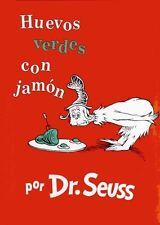 Huevos Verdes Con Jamon Green Eggs and Ham by E Aida Marcuse 9781880507018