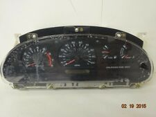 93 94 95 Nissan Quest Speedometer Instrument Cluster F4XF10848BA 153K TESTED OEM
