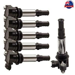 Ignition Coils Pack For Holden Commodore VZ V6 Crewman Caprice 3.6L 6 Pcs