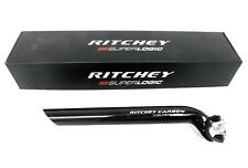 Ritchey Super Logic Carbon One-Bolt Seatpost 25mm Offset 30.9 x 300mm 152gr NEW