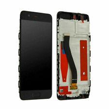 Huawei VIE-L09 Schermo LCD con Vetro Touchscreen per Huawei P9 Plus Nero