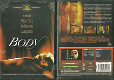DVD - BODY avec MADONNA, WILLEM DAFOE, ANNE ARCHER / COMME NEUF - LIKE NEW