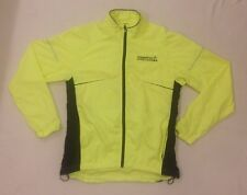 Mens Hi Visibility Cycling Jacket UK Small 'RIDE LONDON TOUR DE FRANCE WIGGINS'
