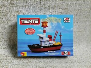 TENTE MISB Lighthouse Boat 70012 43 pcs Borras Made in Spain 1998 Vintage Rare