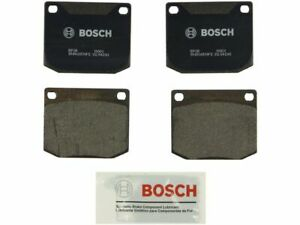 For 1962-1964 Triumph TR4 Brake Pad Set Front Bosch 35652XY 1963 QuietCast Pads