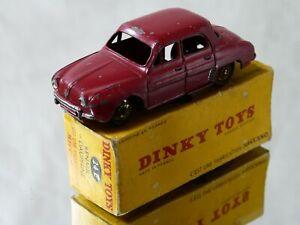 Dinky Toys F n° 24E Renault Dauphine en boite 1/43