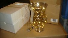TRADE JOB LOT OF 4 X mercury vase with led string  look at this deal <<<<<<