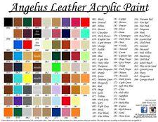 Angelus Leder Farbe /  Angelus Leather Paint 29.5ml/118ml