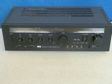 SANSUI A-7 STEREO AMPLIFIER WITH BUILT IN PHONO STAGE RARE VINTAGE 70'S 80'S