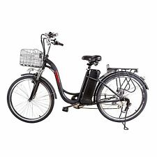 "26"" 250W Cargo-Electric Bicycle 6 speed e-Bike 36V Lithium Battery"