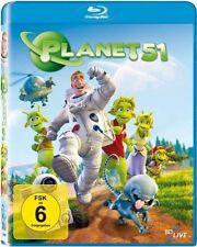 PLANET 51 [Blu-ray] +TOP+ NEU&OVP