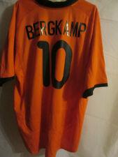 Holanda 2000-2002 Bergkamp # 10 Home Football Shirt Talla Xl / 34142