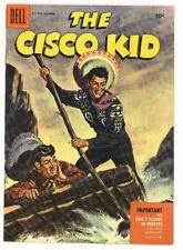 Cisco Kid #29, Dell 1955, FN/VF
