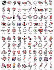 Paasche Airbrush Airbrush Tattoo Stencil Design Book No.4 (100 Designs)