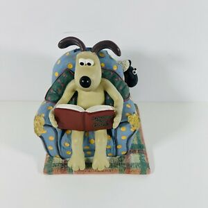 Wallace and Gromit Rare Saving For Dogs money Box/Bank by Boots