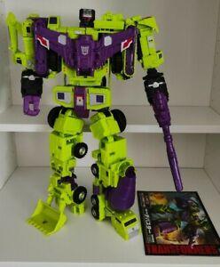 Transformers Devastator - Unite Warriors Combiner Takara Tomy UW04 MIB