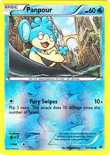 x4 Panpour - 41/162 - Common - Reverse Holo Pokemon XY Breakthrough M/NM English