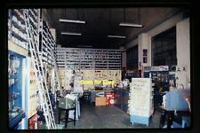 Hardware Tool Store in Italy in 1970 shop, Original Ektachrome Slide aa 1-11a